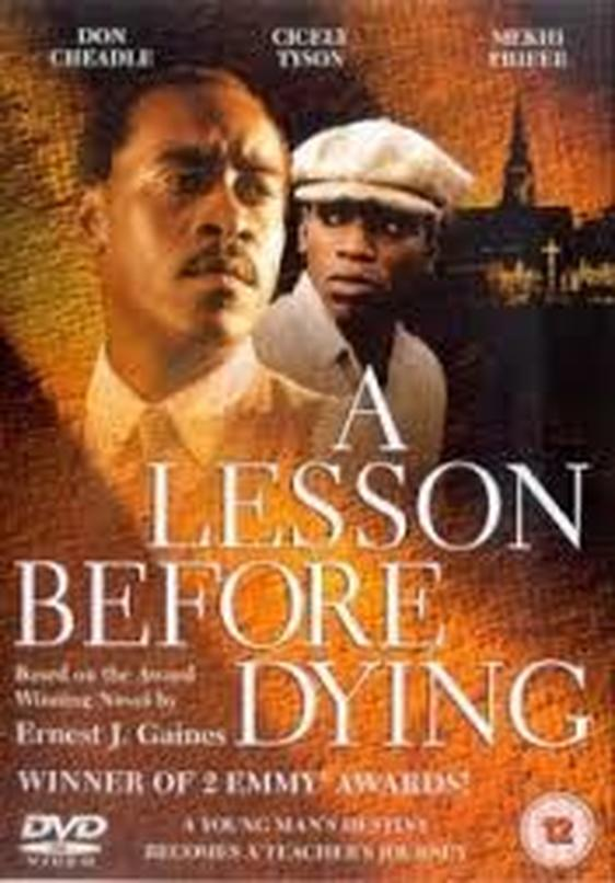a summary of a lesson before dying by ernest j gaines A lesson before dying study guide contains a biography of ernest j gaines, literature essays, quiz questions, major themes, characters, and a full summary and analysis.
